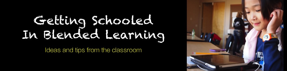 Getting Schooled In Blended Learning